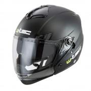 W-tec Moto Helma W-Tec Nk-850 Matně Černá Xs (53-54)