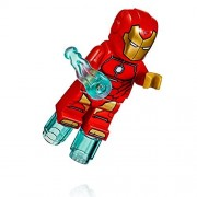 LEGO Super Heroes: Iron Man MiniFigure - Invincible Iron Man (From Set 76077)