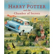 Harry Potter and the Chamber of Secrets: Illustrated Edition/J.K. Rowling