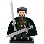 Toys 4 U 7777 new MiniFigures Super Heroes Series Building Toys Green Arrow ras al ghul /item# R6SG5EB-48Q27576