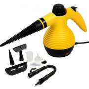 Curatator cu abur Steam Cleaner Sonashi DF-001, 1000 W, Galben