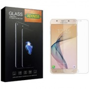 Adoniss 0.3mm Full Flexible Mobile Tempered Glass Protector (Pack of 1) for Samsung J7 Prime