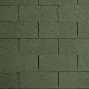 Shingles groen voor Tuinhuis Hysop/Gember/Bieslook/Munt/Fresia/Talinn incl. nagels 3 stuks 9 m²