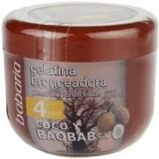 Babaria Sun Bronceador gel con color con coco SPF 4 200 ml