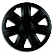 Set 4 capace roti de 14 inch Mega Drive negre Comfort