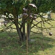 Balancier jardin Famille Souris