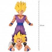 Action Figure Dragon Ball Super Gohan Super Sayajin Legend Battle 28549/28550