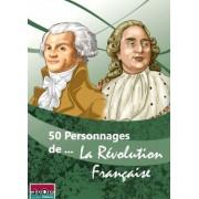 Surfin Meeple 50 Personnages de La Revolution Francaise