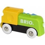 Brio Locomotiva cu baterii primul meu trenulet