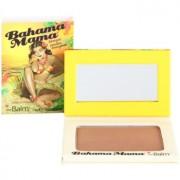 theBalm Bahama Mama polvos bronceadores, de contorno y sombras de ojos en un solo producto 7,08 g