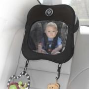 Oglinda Auto Supraveghere Copii Prince Lionheart Negru