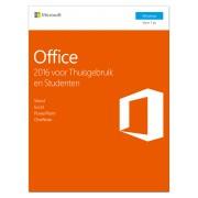 Microsoft Office 2016 Thuisgebruik& Student 1PC Windows