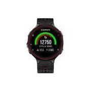 Relógio Garmin Forerunner 235 Medidor Cardíaco No Pulso 3717-71 Preto/Vermelho