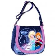 Disney hercegnők: Jégvarázs csillámos válltáska