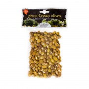 Krétské zelené olivy CreTasty 220g