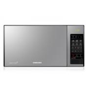 Cuptor cu microunde GE83X, 23 l, 800 W, Grill, Negru Oglinda