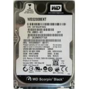 WD Scorpio Black Sata 320 GB Laptop Internal Hard Disk Drive (WD3200BEKT)