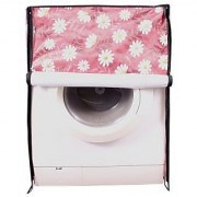 Glassiano Dustproof And Waterproof Washing Machine Cover For Front Load 6KG_LG_FH0B8NDL22_Sams08