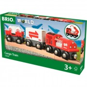 Teherszállító vonat Brio