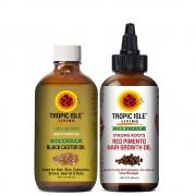Haarolie met Rode Pimento en Wonderolie - 118 ml Tropic Isle Living