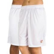 Odd Future OF Logo Mesh Shorts White