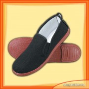 Kungfu Shoes. Slippers Thin Rubb (par)
