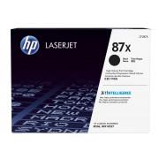 Консуматив HP 87X High Yield Black Original LaserJet Toner Cartridge (CF287X)
