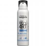 Loréal Professionnel Spray Capilar Tecni ART Compressed Fix Anti-Frizz da L'Oréal Professionnel 125 ml