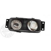 Scania 4-es ködfényszóró+ LED DRL Jobb