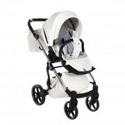 TucTuc Pagliaccetto micro velluto a coste + maglietta planets M