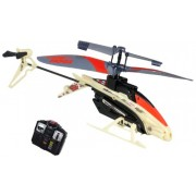 Air Hogs - Havoc Heli - Metallic Red/Bage