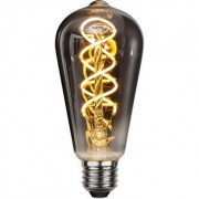 Star Trading Dekoration LED filament E27 ST64 Smoked 354-63 Replace: N/A