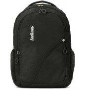 LeeRooy 19 inch Inch Laptop Messenger Bag(Black)