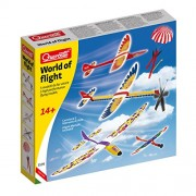 Quercetti World of Flight Aircraft Kit with 5 Models