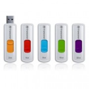 32GB USB Flash Drive, Transcend JetFlash 530, USB 2.0, лилава