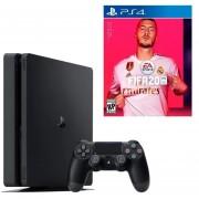 Consola PS4 SLIM SONY con Juego de Fifa 20