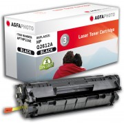 Toner HP12A compa KeyLine black