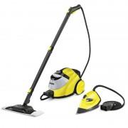 Limpiadora doméstica de Vapor Karcher SC 5 kit plancha