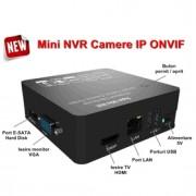 Mini NVR 8 canale rezolutie 1080P, ONVIF, iesire HDMI, Aevision AE-N6200-8E (suporta camere IP Foscam)