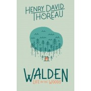Walden: Life in the Woods, Hardcover