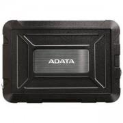Кутия за твърд диск Rack Adata ED600, 2.5 инча, USB 3.1, ED600 2.5 CASE ADATA /USB3.1