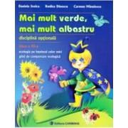 Mai mult verde mai mult albastru Cls 3 - Daniela Stoica Rodica Dinescu Carmen Minulescu