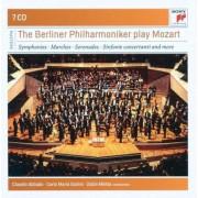 Berliner Philharmoniker - Wolfgang Amadeus Mozart - Great Symphoni (0886977615221) (7 CD)