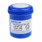 Flux em pasta para soldaduras Amtech NC-559-ASM 100gr