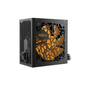 Sursa PC nJoy Titan+ 500, 500W, 80+ Bronze, PFC Activ