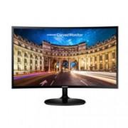 """Монитор Samsung C27F390FHU, 27"""" (68.58 cm) VA панел, Full HD, 4ms, 5 000 000:1, 250cd/m2, HDMI, VGA"""