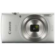 Aparat Foto Digital Canon IXUS 185, 20 MP, Filmare HD, Zoom optic 8x (Argintiu)