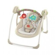 Ingenuity - 60194 Leagan portabil Comfort and Harmony - Cozy Kingdom