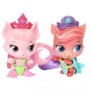 Disney Princess Palace Pets, Whisker Haven Tales, Treasure and Dreamy's Pool Party Playset
