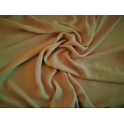 Fekete egészen vékony pamut - viscose textil 160 cm széles